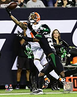 Cleveland Browns Odell Beckham Jr. Makes Another 1 Handed Catch 8x10 Photo Picture.
