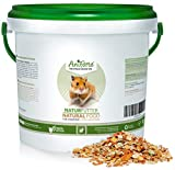 AniForte Natural Food. Comida Natural para Hámster 1 kg. Producto Natural...