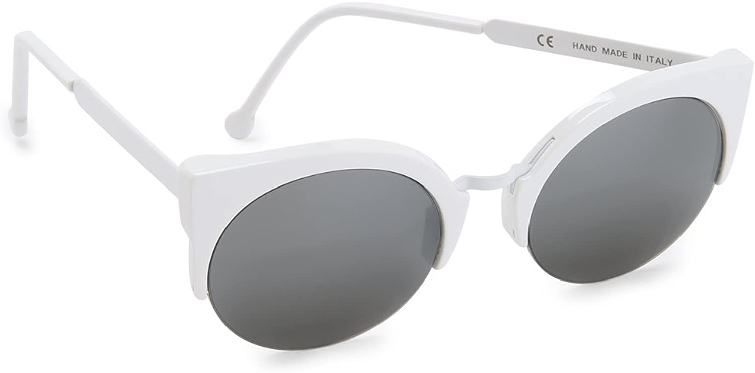Super Sunglasses Women's Lucia Francis Metric Sunglasses