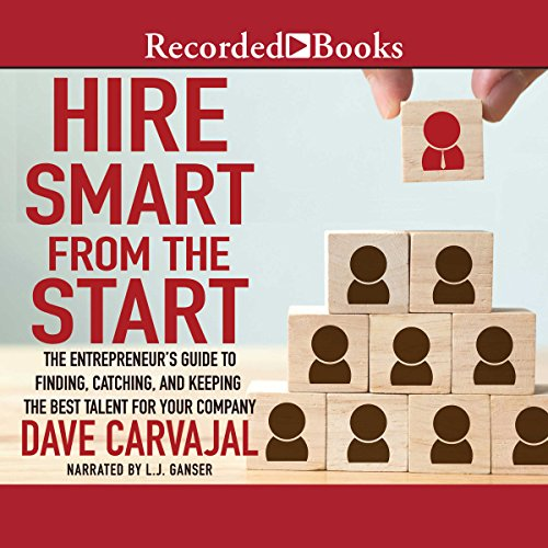Hire Smart From the Start audiobook cover art