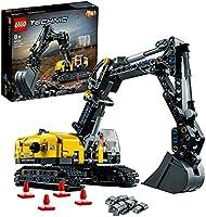 LEGO Technic Heavy-Duty Excavator 42121 Toy Set