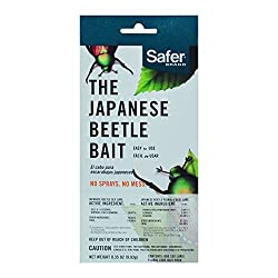 Safer Brand 70006 Japanese Beetle Trap Bait Replacement