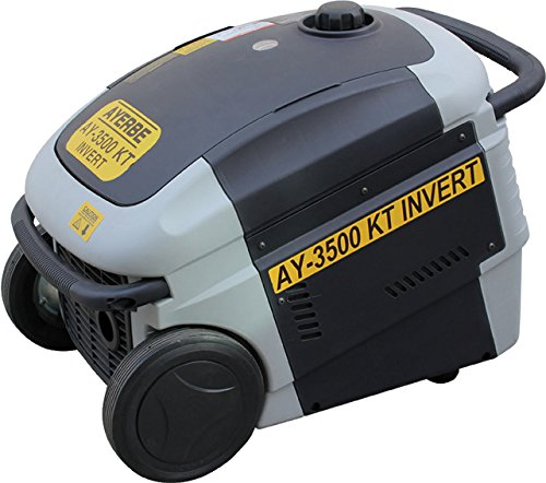 Ayerbe Générateur ay-3500Onduleur KT Essence 3000 Watt insonorisé