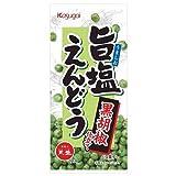 春日井製菓 旨塩えんどう 40g×6袋