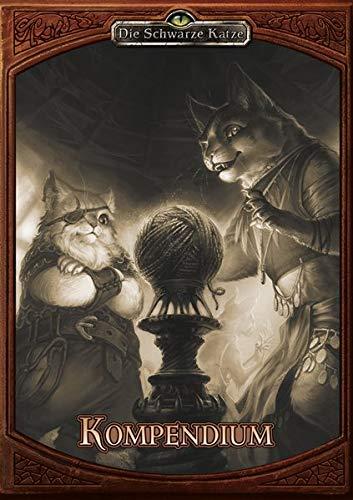 Die Schwarze Katze - Meisterschirm & Kompendium (Die Schwarze Katze Zubehör)