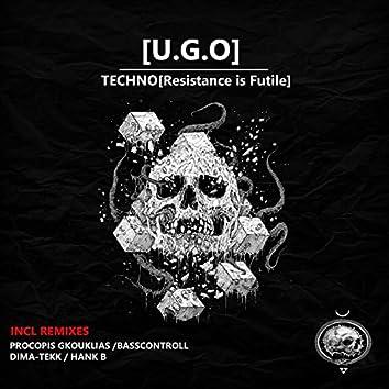 Techno [Resistance is Futile]