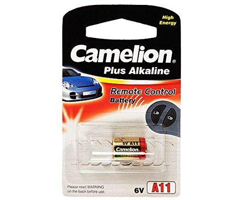 CAMELION - Pile alcaline A11 / LR11A 6V