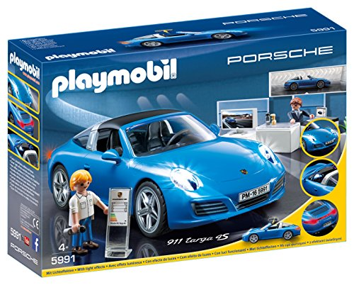 Playmobil Porche  Porsche Réplica del 911