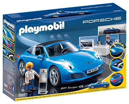 Playmobil Porche- Porsche Réplica Porche 911 Targa