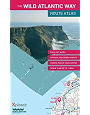 Meagher, M: The Wild Atlantic Way Route Atlas: Ireland's Jou