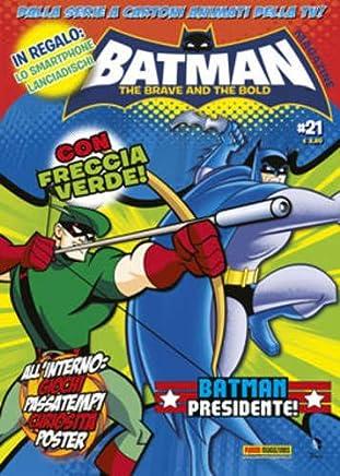 BATMAN THE BRAVE...MAGAZINE N.21 - PANINI PLAY 30