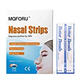 MQFORU® 100-Count Better Breath Nasal Strips Medium(55mm*16mm) (100)