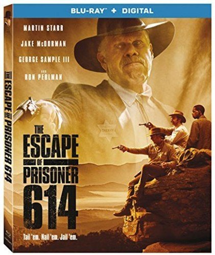 Escape Of Prisoner 614, The [Blu-ray]