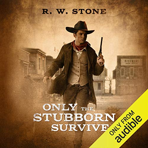 Only the Stubborn Survive cover art