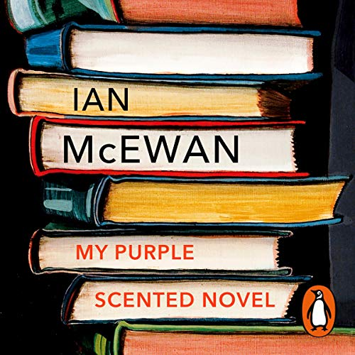 My Purple Scented Novel audiobook cover art