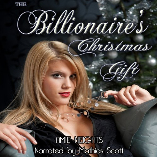 The Billionaire's Christmas Gift  audiobook cover art