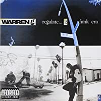 REGULATE... G FUNK ERA(reissue) by WARREN G (2006-08-16)