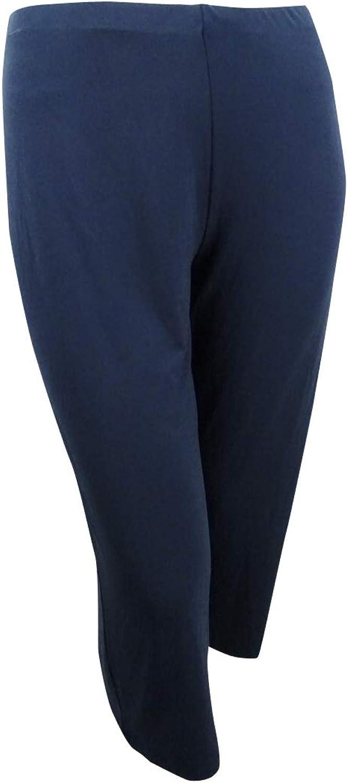Alfani Womens Soft Knit Culotte Pants