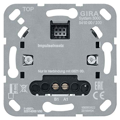 Gira Impuls-Einsatz 541000 UP Designneutral Bewegungsmelder Basiselement 4010337048305