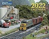 Model Railroader 2022 Calendar