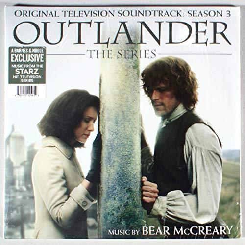 Bear McCreary - Outlander Series 3 Original Television Soundtrack Exclusive Vinyl LP