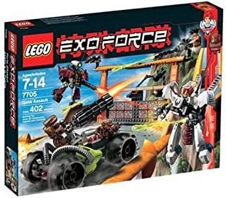 LEGO Exo-Force Gate Assault