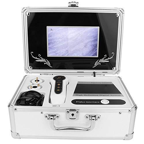 Analizador de cabello de diagnóstico de piel, sistema de escáner de diagnóstico...