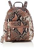 TOM TAILOR Denim Sanna, bolso mochila para Mujer, Serpiente rosa, S
