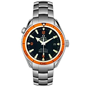 Omega Men's 2209.50.00 Seamaster Planet Ocean Automatic Chronometer Watch image