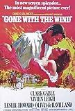 Empire 205735 Vom Winde verweht Clark Gable Film Plakat