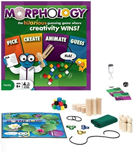 Morphology - The Hilarious Guessing Board Game by PlaSmart