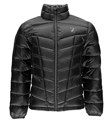 Spyder Pelmo Down Jacket, Polar, Small