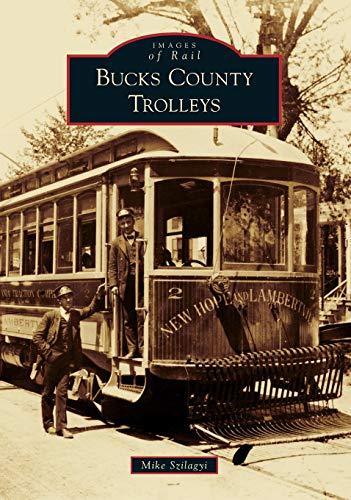 Bucks County Trolleys (Images of America)