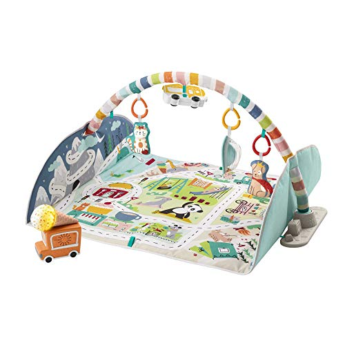FisherPrice Activity City Gym to Jumbo Play Mat