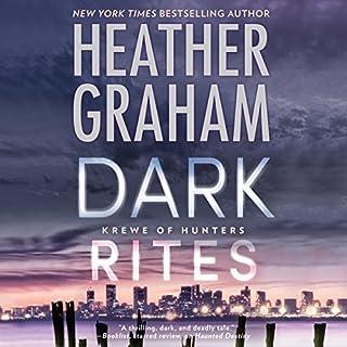 Dark Rites audiobook cover art