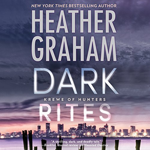 Dark Rites audiobook cover art