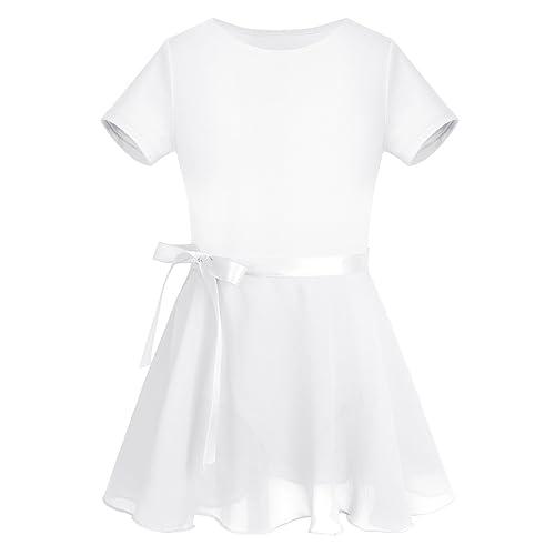 fb9b3c6697e2 8 to 12 Kids White Dress  Amazon.co.uk