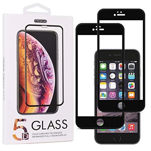 protector de pantalla iphone 6 de la marca Teebo