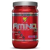 BSN, AminoX, BCAA Formula, Non-Caffeinated, Watermelon, 15.3 oz (435 g)