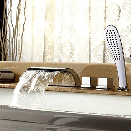 kokols MPF03 vessel sink faucet, Polished Chrome