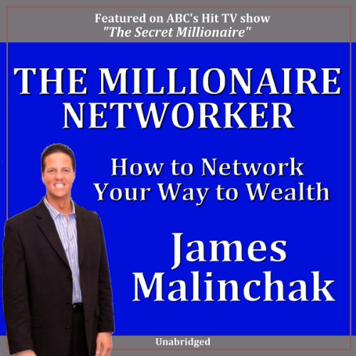 The Millionaire Networker cover art