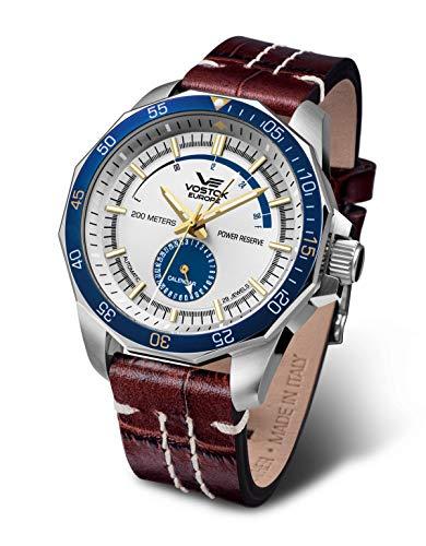 Vostok Europe Reloj para Hombre NE57-225A562