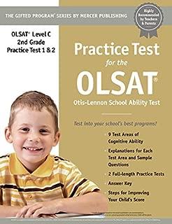 Practice Test for the OLSAT® (Grade 2) Level C Otis-Lennon School Ability Test