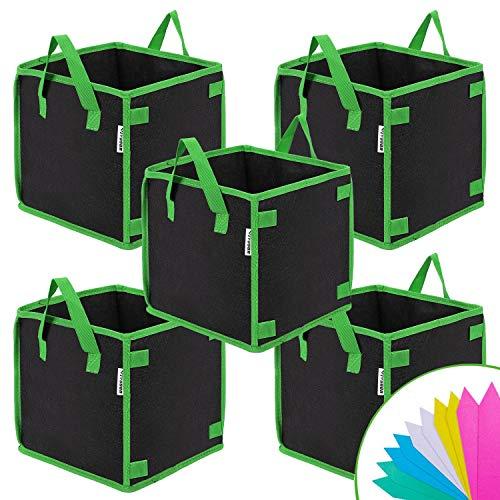 VIVOSUN Square Grow Bags