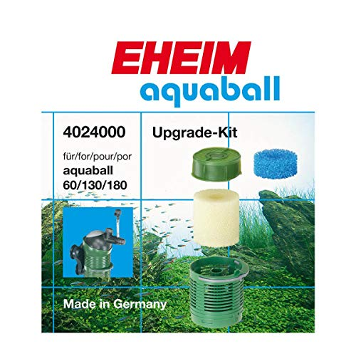Eheim 4024000 Up-Grade-kit für aquaball 45 > 60/60 > 130/130 > 180