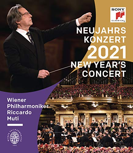 Concierto de Año Nuevo 2021 [Blu-ray]