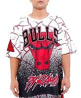 BLACKPYRAMID×PROSTANDARD CHICAGO BULLS Tシャツ(Y1162354) (3XL) [並行輸入品]