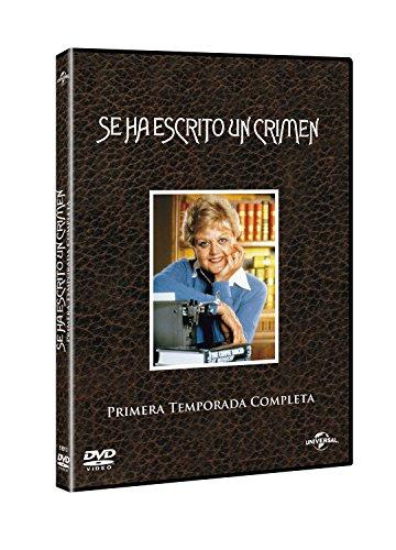 Se Ha Escrito Un Crimen - Temporada 1 [DVD]