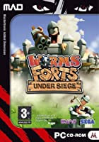 WORMS FORTS - UNDER SIEGE (輸入版)