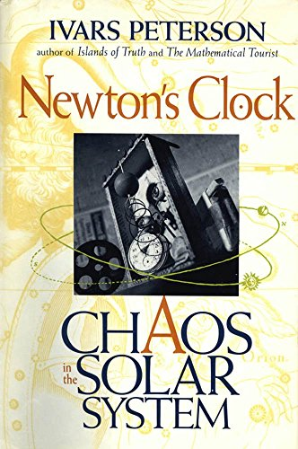 Newton's Clock: Chaos In The Solar System (English Edition)